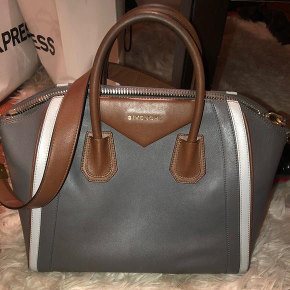 090a543e3f2 Givenchy Bags | Tri Color Antigona | Poshmark